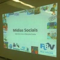 Photo taken at Faculdade Boa Viagem - Campus Boa Vista by NandoFreitas on 7/17/2012