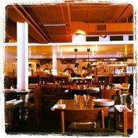 Photo taken at Mani Osteria & Bar by Ashley Y. on 1/31/2012