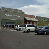 Photo taken at Walmart Supercenter by Charlie J. on 6/1/2011