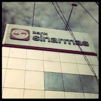 Photo taken at Bank Sinar Mas by Kiki K. on 4/4/2012