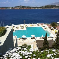 Photo taken at The Westin Athens by Oursoula on 4/9/2012