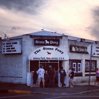Photo taken at The Stone Pony by Patrick C. on 8/4/2012