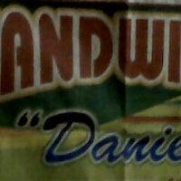Photo taken at Sanguchería Daniel by Venecia A. on 1/5/2012