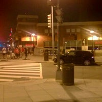Photo taken at Tenleytown-AU Metro Station by Rich J. on 9/25/2011
