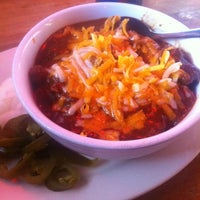 Photo taken at Texas Chili Parlor by Ed C. on 6/22/2012