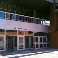 Photo taken at Borough of Manhattan Community College (BMCC) by Harry H. on 10/16/2011