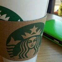 Photo taken at Starbucks by Rebecca H. on 2/3/2012