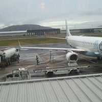 Photo taken at George Best Belfast City Airport (BHD) by Andy A. on 12/23/2011