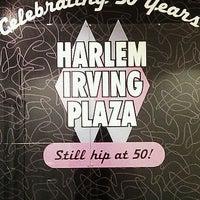 Photo taken at Harlem Irving Plaza by Melvin G. on 11/12/2011