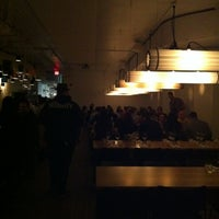 Photo taken at Parts & Labour by Julie A. on 4/22/2012