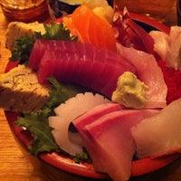 Photo taken at Sagami Japanese Restaurant by Alyssa K. on 1/16/2011