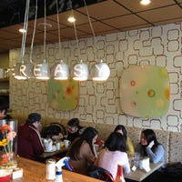 Photo taken at Over Easy Breakfast by Jennifer C. on 3/25/2012