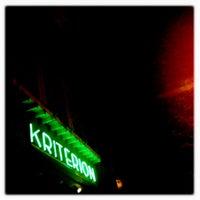 Photo taken at Kriterion by josh b. on 5/13/2012