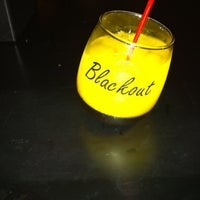 Photo taken at Black Out Lounge by Chris H. on 6/5/2011