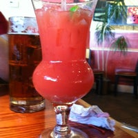 Photo taken at Red Robin Gourmet Burgers by Jennifer on 7/23/2012