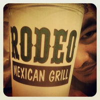 Photo taken at Rodeo Mexican Grill by Kenji O. on 4/13/2012
