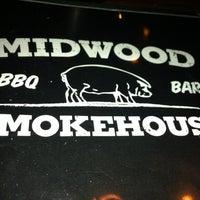 Photo taken at Midwood Smokehouse by Greg L. on 9/3/2012