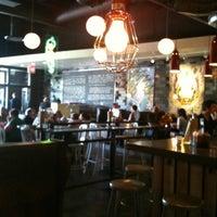Photo taken at B Spot Burgers by Thomas W. on 5/6/2012