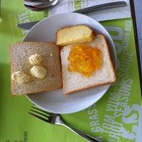 Photo taken at Taste Restaurant by Orange P. on 10/1/2011