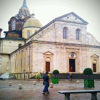 Photo taken at Turin Cathedral by Angela S. on 11/9/2011