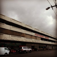 Photo taken at Footscray Market by Peter W. on 4/9/2012