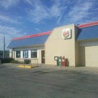 Photo taken at Burger King by Joy V. on 9/24/2011