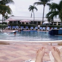 Photo taken at Islander Resort by Ash L. on 8/16/2012