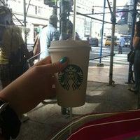 Photo taken at Starbucks by Daria E. on 8/29/2012