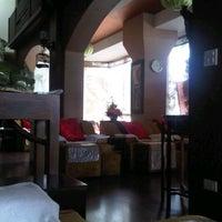 Photo taken at Yin Yang Original Massage and Spa by Pachanan on 8/28/2011