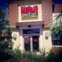 Photo taken at The Habit Burger Grill by Eric G. on 6/6/2012