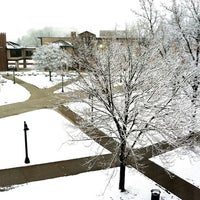 Photo taken at Olson Hall by Caitlin M. on 4/1/2011