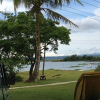 Photo taken at Caliraya Recreation Center & Resort by Yhiss G. on 5/12/2012