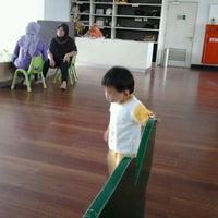 Photo taken at Pustaka Wilayah Soeman HS by Eka Dewi on 11/16/2011