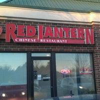 Photo taken at Ting's Red Lantern by Luke R. on 1/19/2012
