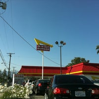 Photo taken at In-N-Out Burger by mSpRiSyFuSyBuns on 5/27/2012