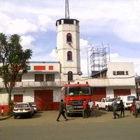 Photo taken at Nairobi Fire Station by Majala M. on 10/7/2011