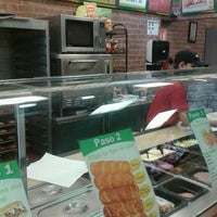 Photo taken at Subway by Rossy C. on 6/30/2012