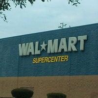 Photo taken at Walmart Supercenter by Christopher C. on 2/10/2012