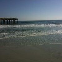 Photo taken at St. Augustine Pier by Ms Kandi Lee on 2/29/2012