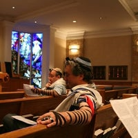 Photo taken at Jewish. Temple by Frank M. on 1/1/2012