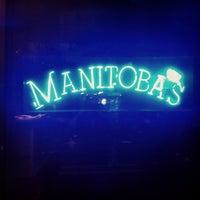 Photo taken at Manitoba's by Aerik V. on 5/23/2012