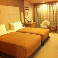 Photo taken at Kerry Hotel by Meiji T. on 9/16/2011