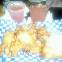 Photo taken at Bayou City Bar by Caramels' D. on 9/30/2011