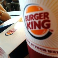 Photo taken at Burger King by Ferdi F. on 7/8/2012