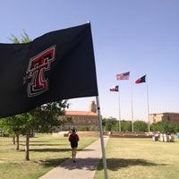 Photo taken at Texas Tech University by Kacie P. on 4/27/2012