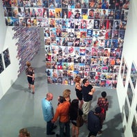 Photo taken at The Geffen Contemporary (MoCA) by Michael Q. on 4/17/2011