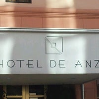 Photo taken at Hotel De Anza by Denis S. on 12/28/2011