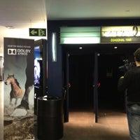Photo taken at Cinesa Diagonal Mar by Juan pablo S. on 8/11/2012