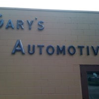 Photo taken at Gary's Automotive by Jonathan M. on 8/11/2011