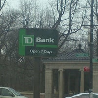 Photo taken at TD Bank by Sir J. on 2/16/2012